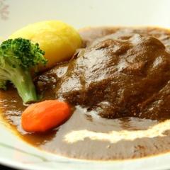 【1泊2食】こだわり洋食のメインがビーフシチュー!お肉料理グレードアップ プラン【添い寝無料】