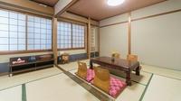 【旧館】和室12畳・1フロア貸切(禁煙・2階)