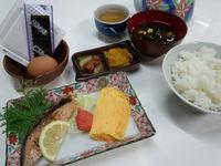 朝食付プラン 【幼児添い寝無料】