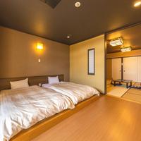【和室12畳+2ベッド】露天風呂付き