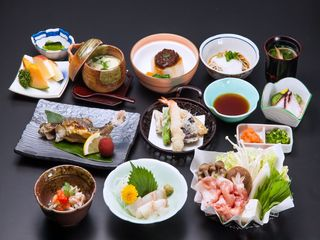【冬季】夕食は地のもの満載!安曇野御膳の1泊2食付プラン♪