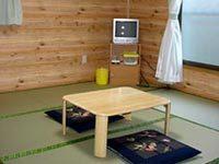 全部屋個室(和室または洋室)♪シャワー室とトイレ付き♪