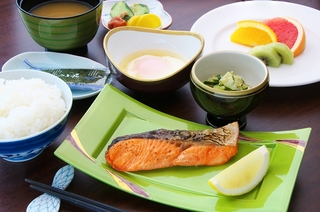 和食・洋食☆お好みでチョイス♪朝食付き (朝食8:00〜11:00)★★