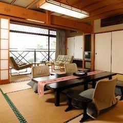 【海側指定】和室10畳A(バス・トイレ付)