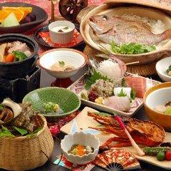 【楽天限定!】美食派の貴方に♪人気の鯛めしプランに…プラス2000円で!伊勢海老付き♪