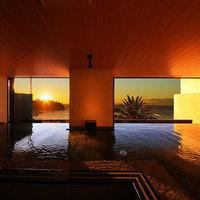 【海の見える内風呂付】夕焼けの絶景宿バイキングプラン(嬉しいワンドリンク付)