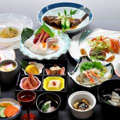 ≪お料理贅沢2食付≫せっかくなら質も量もグレードアップ!温泉三昧で至福の時間<現金特価>
