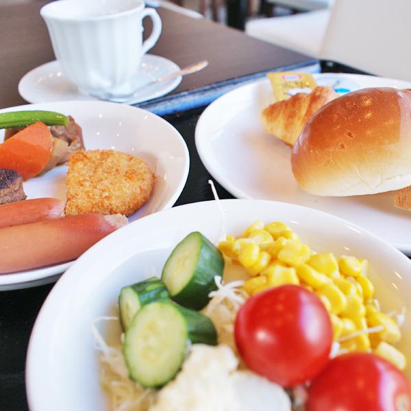 朝食付きシンプルプラン