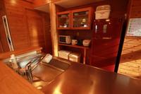 【沖縄食材を盛り込んだ朝食食材付き】広いキッチンで楽々クッキング♪1日1組限定貸切り コテージ