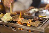 【BBQ食材付き】お肉屋さん厳選!やわらかお肉でより楽しいBBQ♪※事前振込み限定、キャンセル不可。