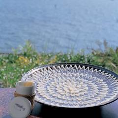 【ふぐ料理6品付】冬の王様「とらふぐ」+日間賀島の獲れたて魚に舌鼓