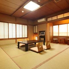【和室12畳トイレ付】磯部温泉が見渡せる眺望の良い部屋 禁煙