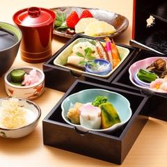 四条通の好立地で気ままなぶらり旅(朝食付き)♪夜食に京漬物の一口茶漬けも無料