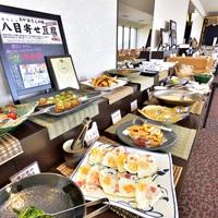 【期間限定】「料理長特製いくらかけ放題付」80種類朝食バイキングプラン