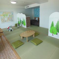 【海側】ファミリールーム『まきば』 禁煙 60平米内12畳