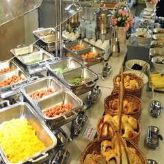 【Breakfast】 朝食付きプラン♪