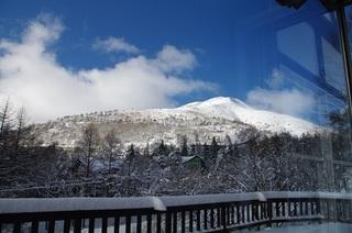 ☆車山スキー場◎ディナーは創作フレンチフルコース・朝食は自家製パン 洋室ツイン