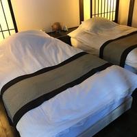 【露天風呂付き離れ客室】フラットフロアタイプのお部屋
