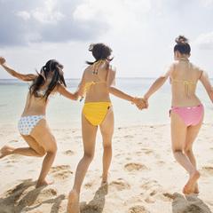 ラストサマー★まだまだ終わらない沖縄の夏!青の絶景・伊計島☆≪朝食付≫