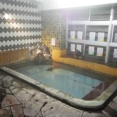【素泊まり】館主こだわりの完全かけ流し温泉を満喫