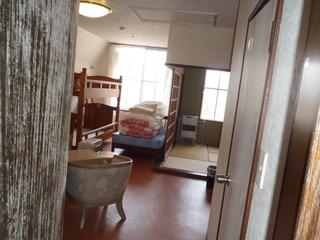 【朝食無料】 軽井沢を満喫!みんなでワイワイ♪ ドミトリー(相部屋)男性室と女性室 《1泊朝食付き》