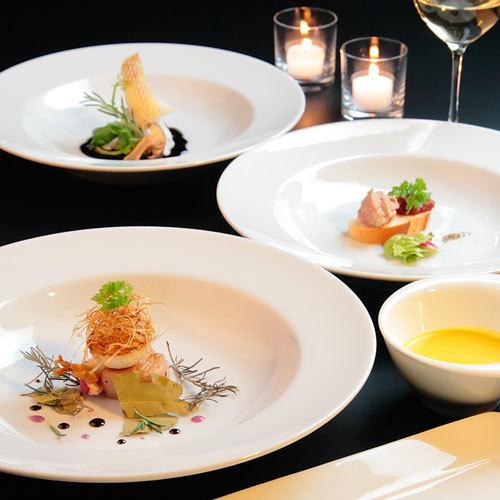 ≪森の国☆スタンダード≫当館一番人気♪豊かな自然と地元食材をいかしたフレンチコースdeおもてなし