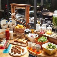 【自由気ままステイ×朝食付】蜂蜜や地卵料理、フレンチトーストなど贅沢にオーダーブッフェで満喫