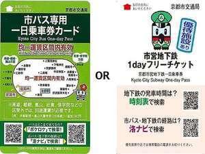 【春得】市バスor地下鉄チケットプレゼント!