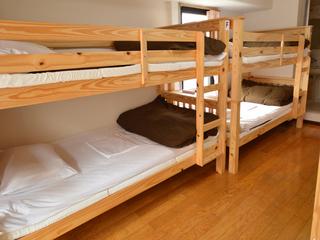【ゲストハウスで国際交流】2泊以上限定宿泊プラン Room