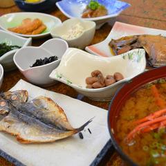 【お料理少な目】シニア・少食の方にオススメ☆☆お得な2食付プラン