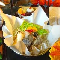 【秋の贅沢グルメプラン】●すっぽん鍋付き!秋の会席料理1泊2食●錦秋の味覚を贅沢に味わう幸せ