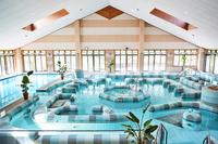 温泉水を使った温水プール2日間フリーパスプラン!(素泊まり)