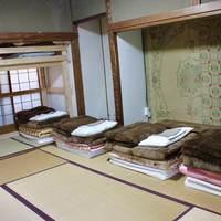 長期滞在プラン 7泊〜 女性ドミトリー(最大3名) 縁側と日本庭園がある古民家でゆったりとした時間を