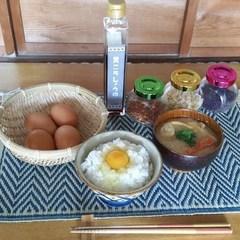 女性専用ドミトリー 岡山名物黄ニラ醤油を使った卵かけご飯の朝食付き 【現金特価】