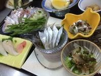【太刀魚御膳】地元で獲れた太刀魚のフルコース