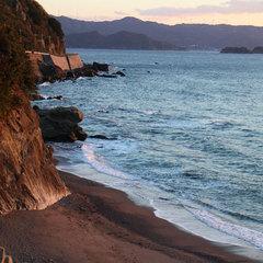 ≪素泊まり≫海が目の前!お風呂&お部屋から海を眺めて癒されよう
