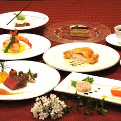 1泊2食付きSTAYプラン<フレンチディナー:メアリーローズコース>