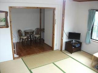 和室7.5畳  バス・トイレ付☆禁煙