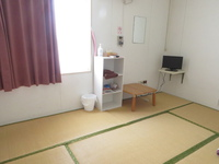 和室4.5〜6畳(禁煙)【バス・トイレ共同】