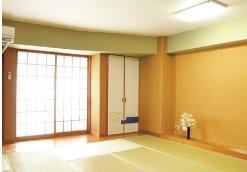 和室6畳(バス・トイレ付)2名1室