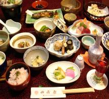 一泊二食付きの一番人気【山崎屋プラン】