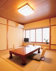 竹タイプ禁煙:ウォシュレット付8畳和室「現金特価」