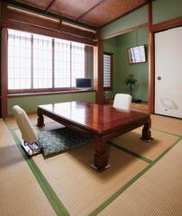 竹:ウォシュレットトイレ付8畳和室現金特価