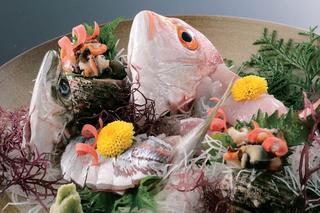 高島屋オリジナル★姿造りと海鮮しゃぶしゃぶを召し上がれ♪ 「現金特価」