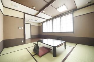 和室【バス・トイレ付】で想い出旅行3〜4名様