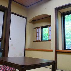【お2人様用】庭が見えない小さなお部屋(4〜6畳)
