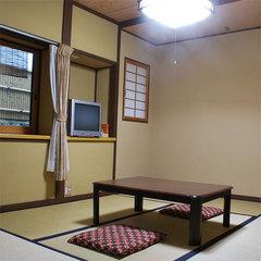 【お1人様用】庭が見えない小さなお部屋(4.5畳)