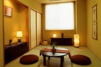 【禁煙/エコノミー】和室6畳(ユニットバス・トイレ付)