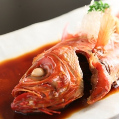 【通常会席】 当館のスタンダードプラン!金目鯛姿煮付き!