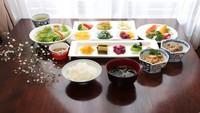【楽天限定】食べて長野を応援!地元食材を使用した朝食付プラン《全館Wi-Fi無料》
